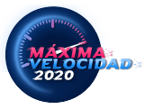 Logo Máxima Velocidad 2020